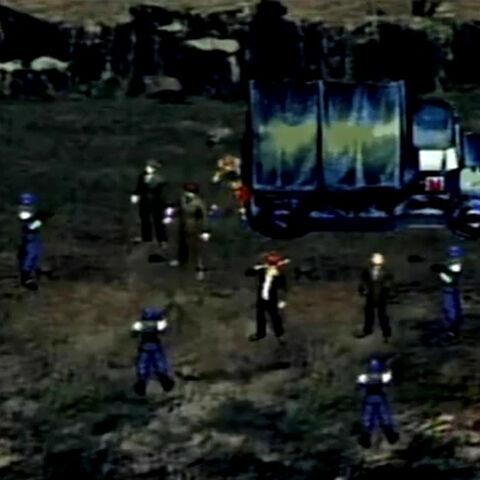 <i>Before Crisis -Final Fantasy VII-</i>.