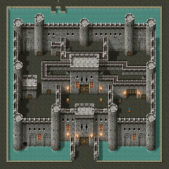Castle of Baron (PSP).