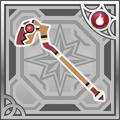 FFAB Flame Staff R+