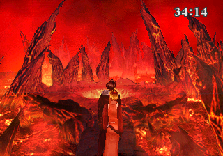 FFVIII Fire Cavern Ifrit's Lair