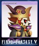 FFV Steam Card Necromancer