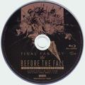 FFXIV BTF OST Disc