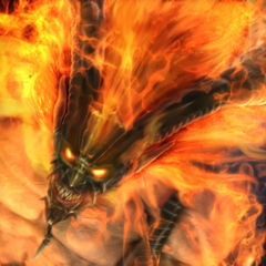 Ifrit attacks Cocoon.