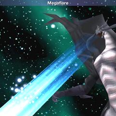 Призыв Бахамута в <i>Final Fantasy IV</i> (iOS).