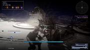 Mushussu scanned in Close Encounter of the Terra Kind in FFXV