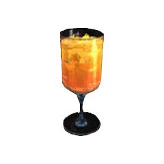 Tequila Sunrise drink - Costa del Sol.