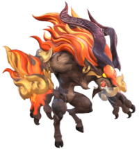 WoFF Ifrit