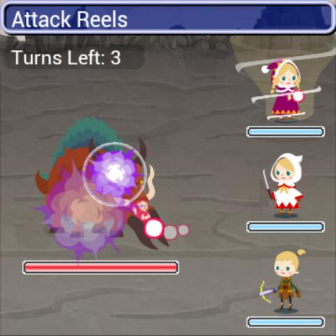 Attack Reels.