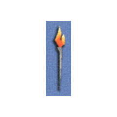 Flame Rod in <i>Final Fantasy IV</i> (DS).