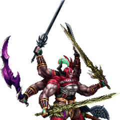 Enemy sprite (Gilgamesh's Offensive).