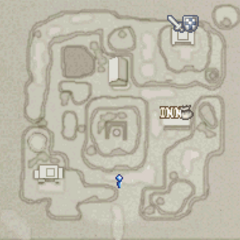 Map of Agart.