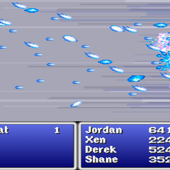 <i>Icestorm</i> na versão <i>Origins</i>.