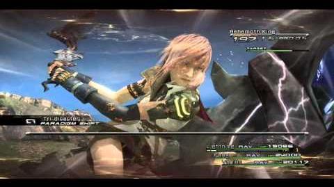 FFXIII Lightning-Army of One