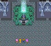 Final Fantasy V earth crystal