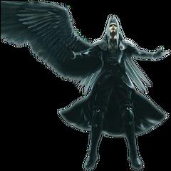 Sephiroth for <i>Advent Children Complete</i>.