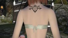 XIV Warriors of Light Tattoo