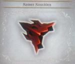 BD Kaiser Knuckles
