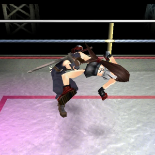 Tifa's Seventh Heaven ability.