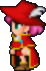 FFV Lenna Red Mage iOS