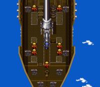 Final Fantasy IV JAP Airship