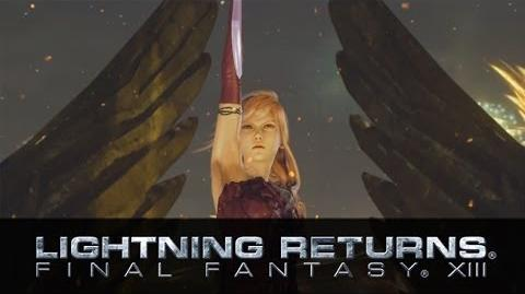 LIGHTNING RETURNS - Trailer de lancement