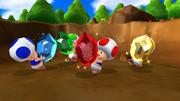 Mario Sports Mix crystals