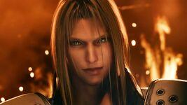 Sephiroth FFVII remake1
