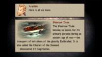 Treno fantasma Tactics