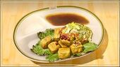 Ароматный пикантный тофу