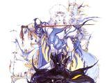 Lista dos personagens de Final Fantasy IV