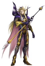 DFF2015 Emperor Render
