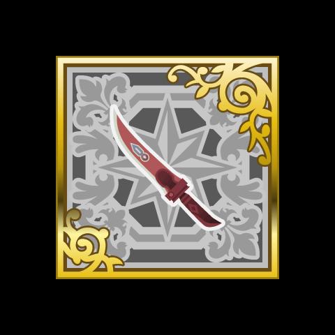 Assassin's Dagger (SR+).