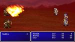 FFII PSP Fire1