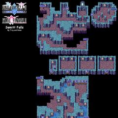 Semitt Falls's Map (PSP).