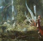 FFXIII-Lightning encounter