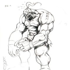 Artwork of Gigas.
