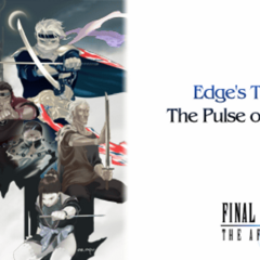 Edge's Tale screen (PSP).