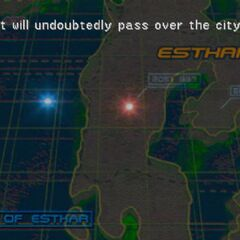 Esthar screenshot.