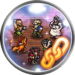 FFRK Acting Leader Cid Icon