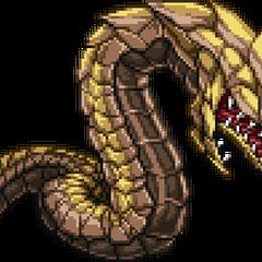 Sand Worm [剣と魔法のログレス いにしえの女神].