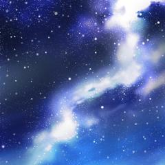 Tela de título do <i>Tanabata</i> de 2016 da versão japonesa.
