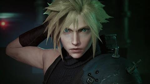 FINAL FANTASY VII REMAKE for PSX JP
