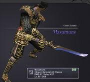 MasamuneFFXI