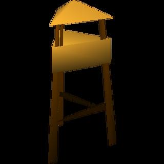 Tower model.