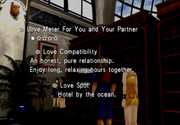Zell love quest survey results from FFVIII Remastered