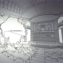 Classroom Zero (ending).