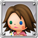 DFFNT Player Icon Yuna TFF 002