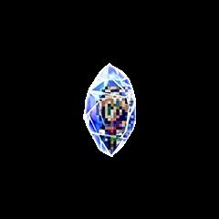 Rikku's Memory Crystal.