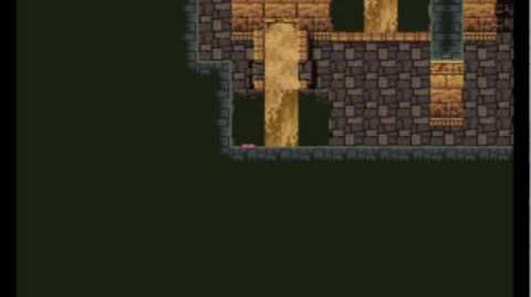 Walking through walls glitch