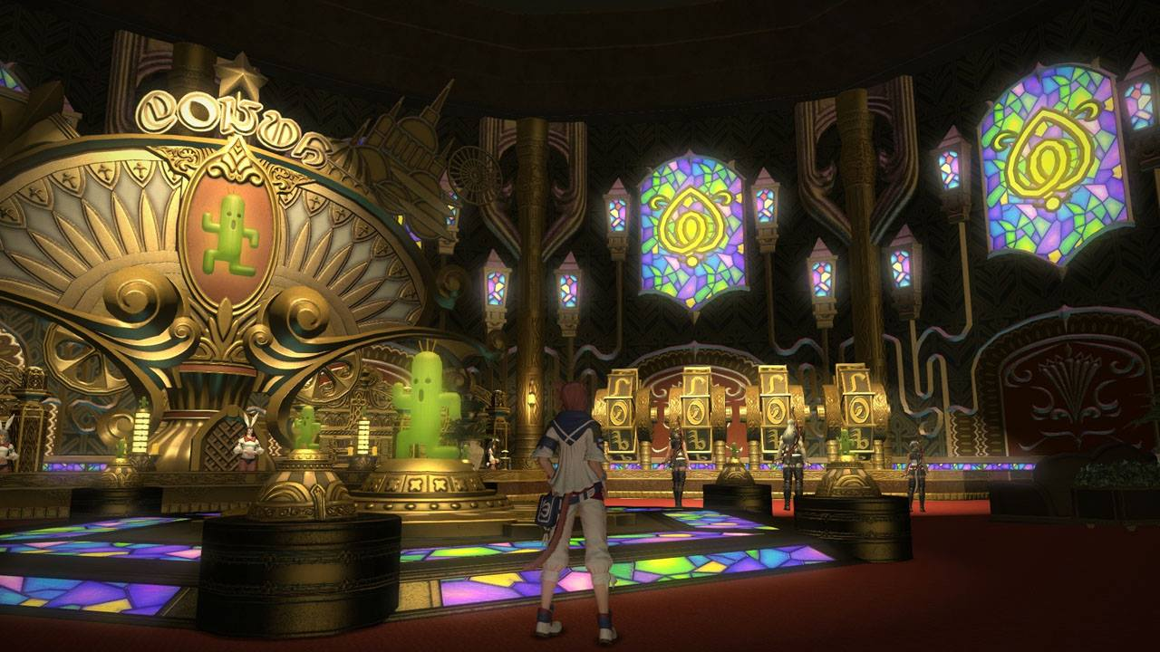 Manderville Gold Saucer Final Fantasy Wiki Fandom Powered By Wikia
